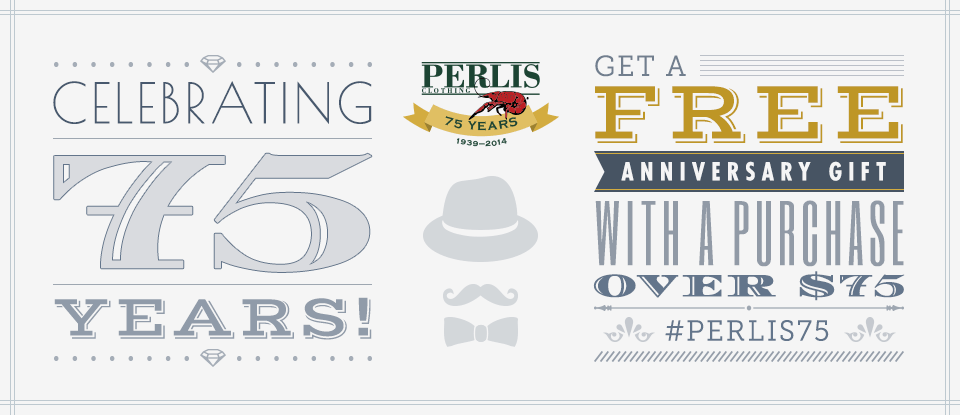 Perlis 75th Anniversary Free Gift