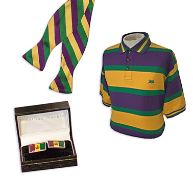 Mens Mardi Gras Collections