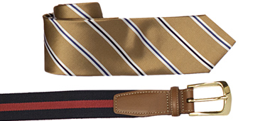 Ties and Belts