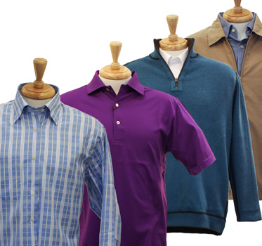 Mens Dress Shirts and Sports Shirts