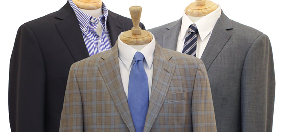 Tailored Clothing