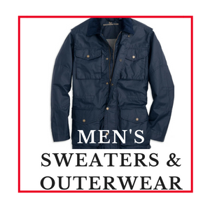 Men's Sweaters and Outerwear